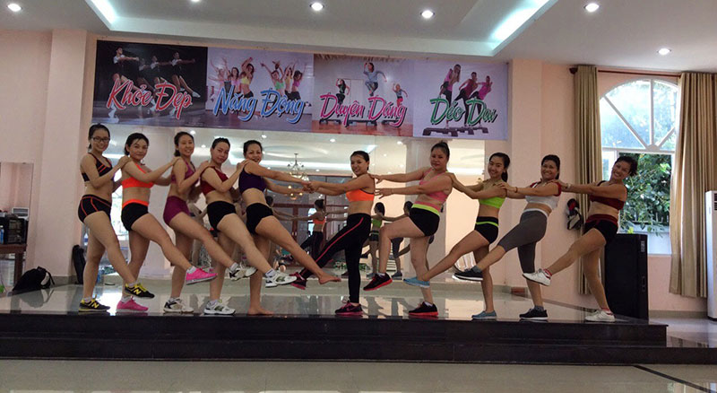 aerobic the duc tham my