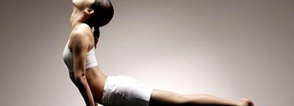 5 động tác yoga giúp bạn có thân hình hoàn hảo