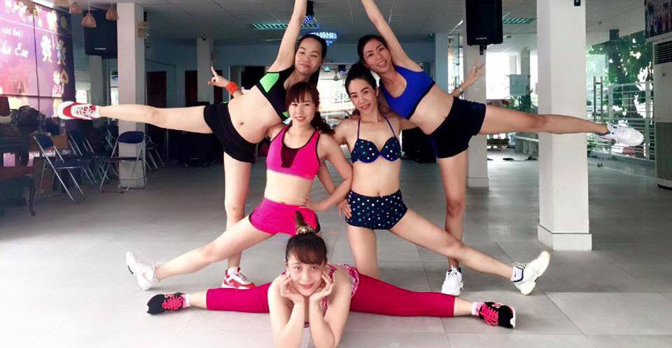 tap aerobic hieu qua the duc tham my