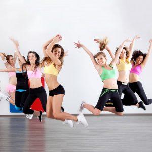 Khai giảng lớp Zumba Dance