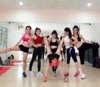 Duyên Dáng Việt chiêu sinh lớp Aerobic, Yoga