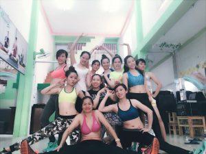 Dịch vụ trọn gói thiết bị phòng tập Aerobic –  Yoga – Gym