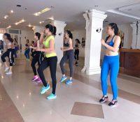 Cho thuê phòng tập yoga, múa, nhảy giá đẹp nhất TPHCM