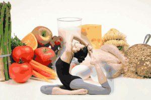 Chế độ dinh dưỡng cho người tập yoga như thế nào là hợp lí?