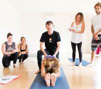 giáo viên yoga
