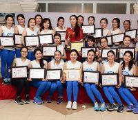 Hướng dẫn và đào tạo HLV Thể Dục Thẩm Mỹ chuyên nghiệp – Duyên Dáng Việt