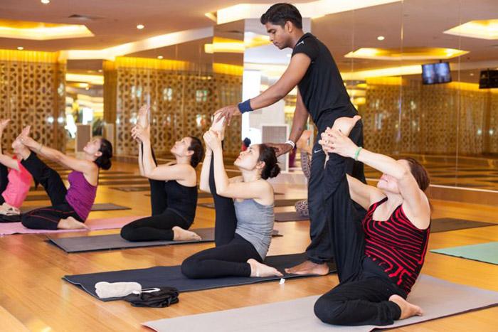 động lực tập yoga
