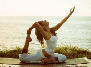 Yoga chìa khóa vàng chăm sóc thể chất, nuôi dưỡng tâm hồn