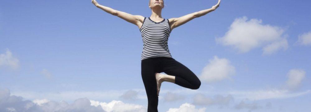 bị mất nước khi tập yoga