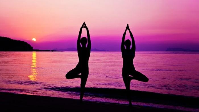 tác động của yoga lên cơ thể