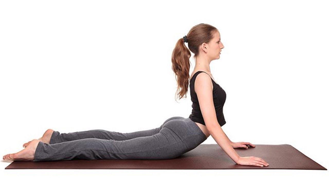 Yoga cho người ngồi nhiều