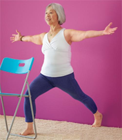 yoga danh cho nguoi bi loang xuong
