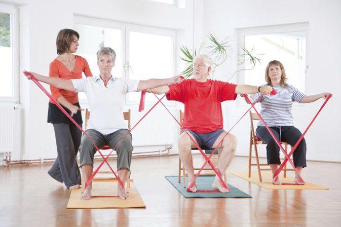 yoga dành cho người bị loãng xương