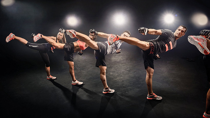 giảm cân bằng Body Combat