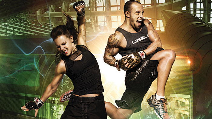 giam can bang Body Combat