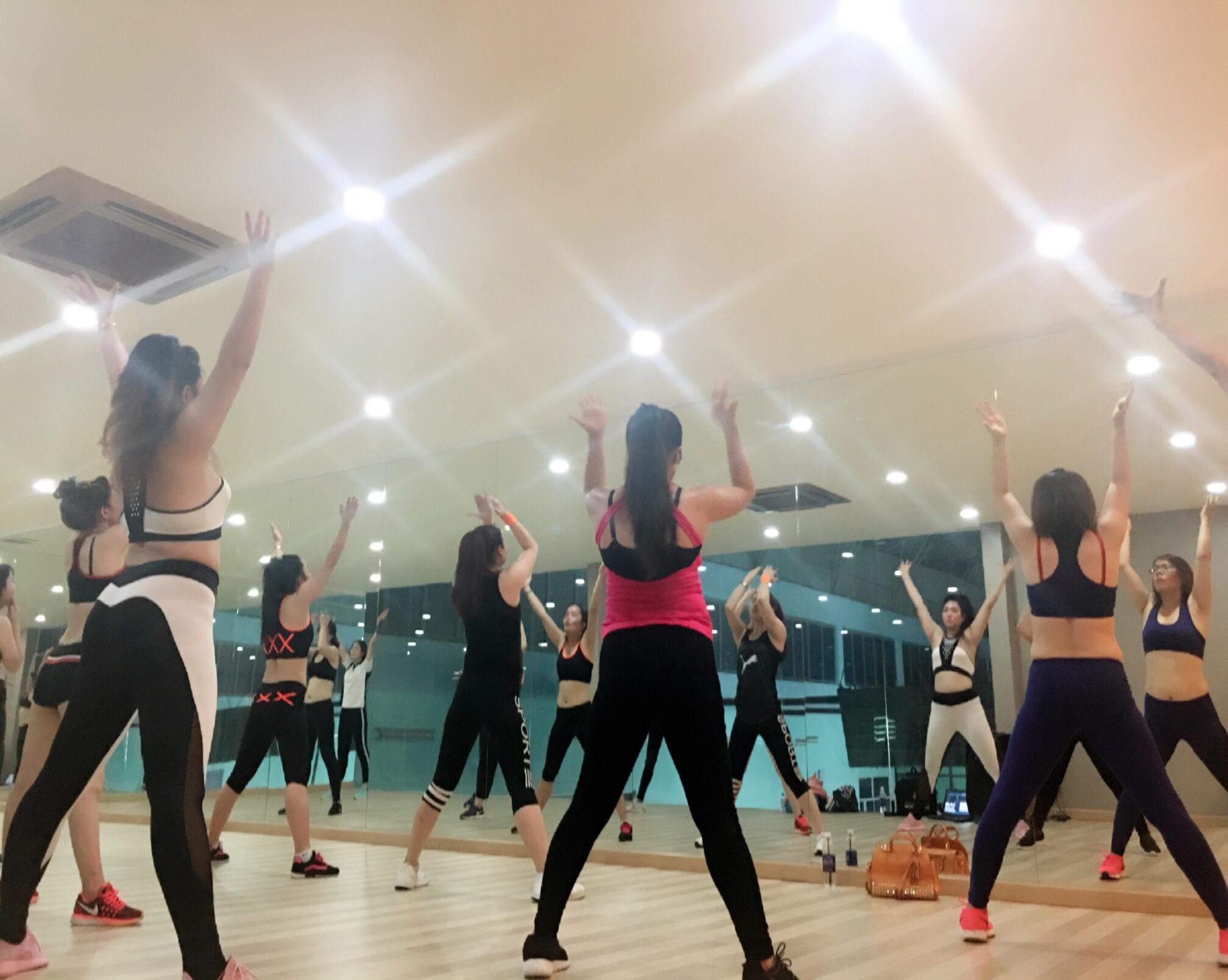 đào tạo HLV thể dục thẩm mỹ