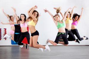Có thể giảm cân bằng tập Aerobic hay không?