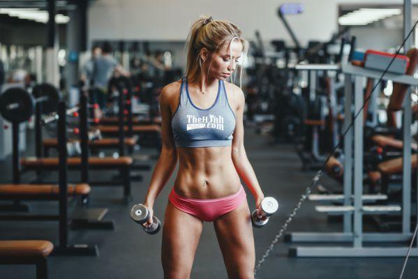 Những sai lầm khi tập gym khiến làn da của phụ nữ xuống sắc trầm trọng
