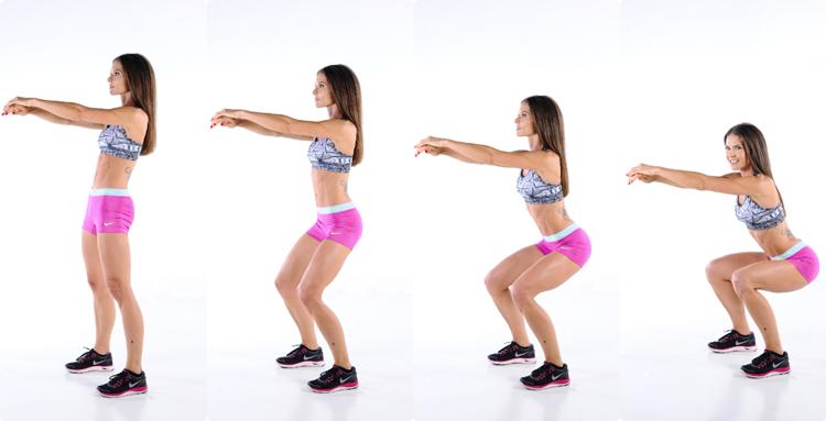 tập thể dục cho bà nội trợ