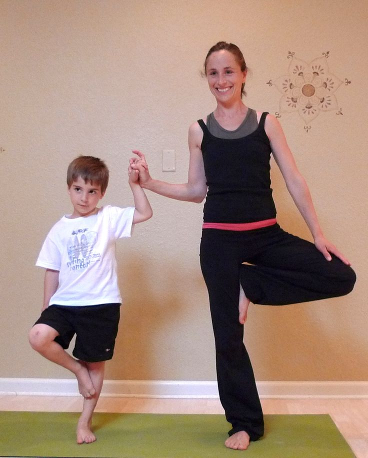 tap yoga cho tre em
