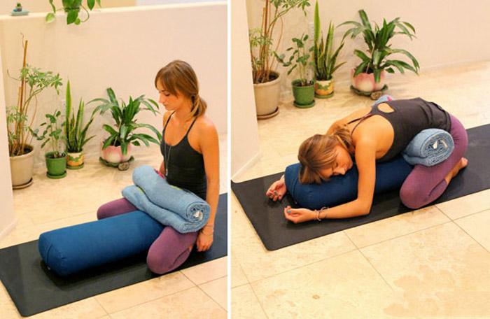 co nen tap yoga trong nhưng ngày den đo hay khong?