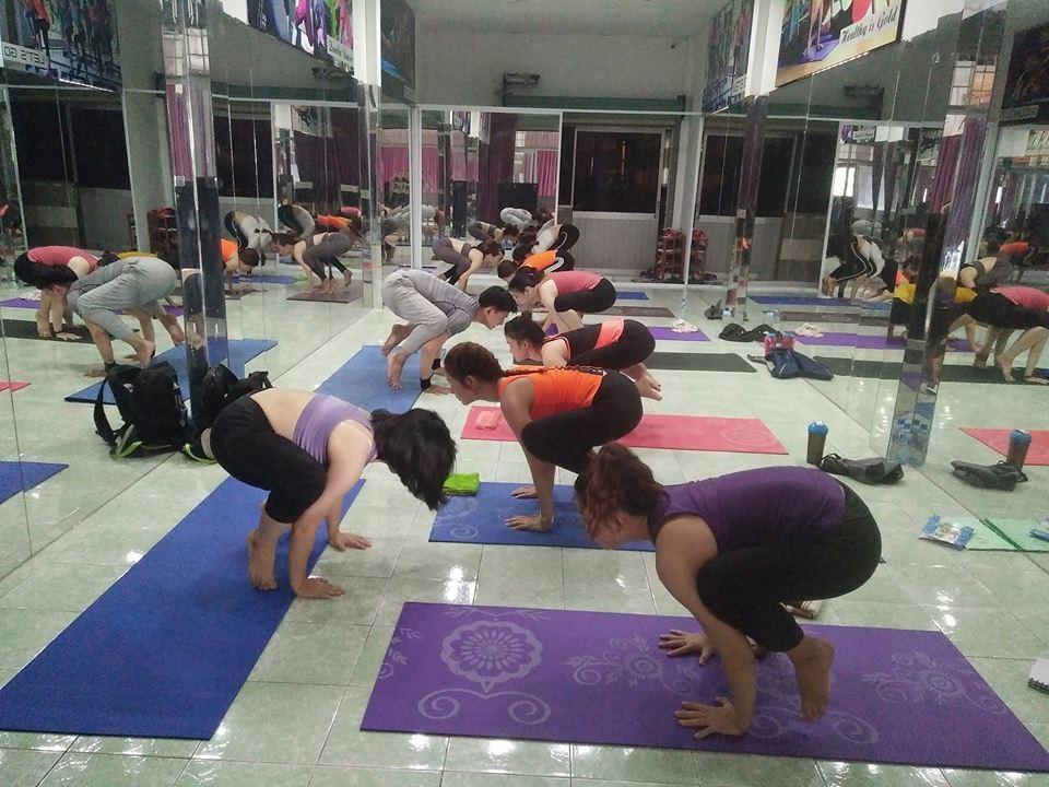 Phòng tập Yoga Duyên Dáng Việt đáp ứng tốt các tiêu chuẩn về phòng tập yoga