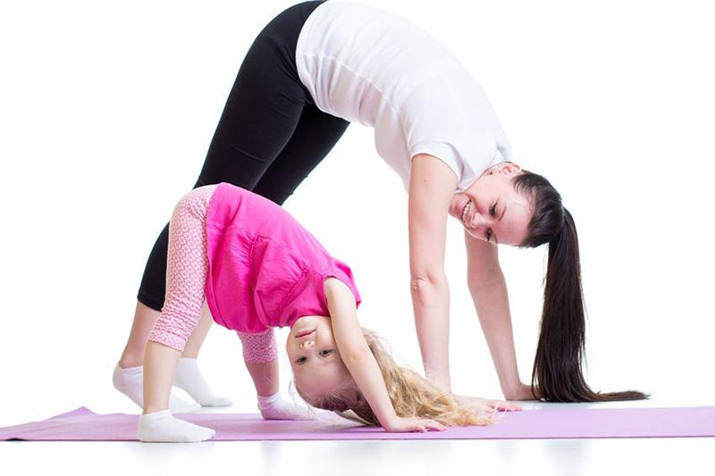 yoga cho tre em