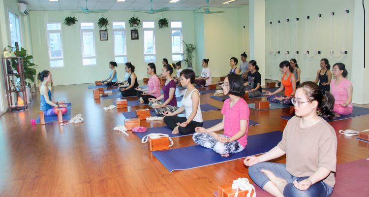 Nghệ thuật dạy Yoga dành cho các giáo viên Yoga yêu nghề!