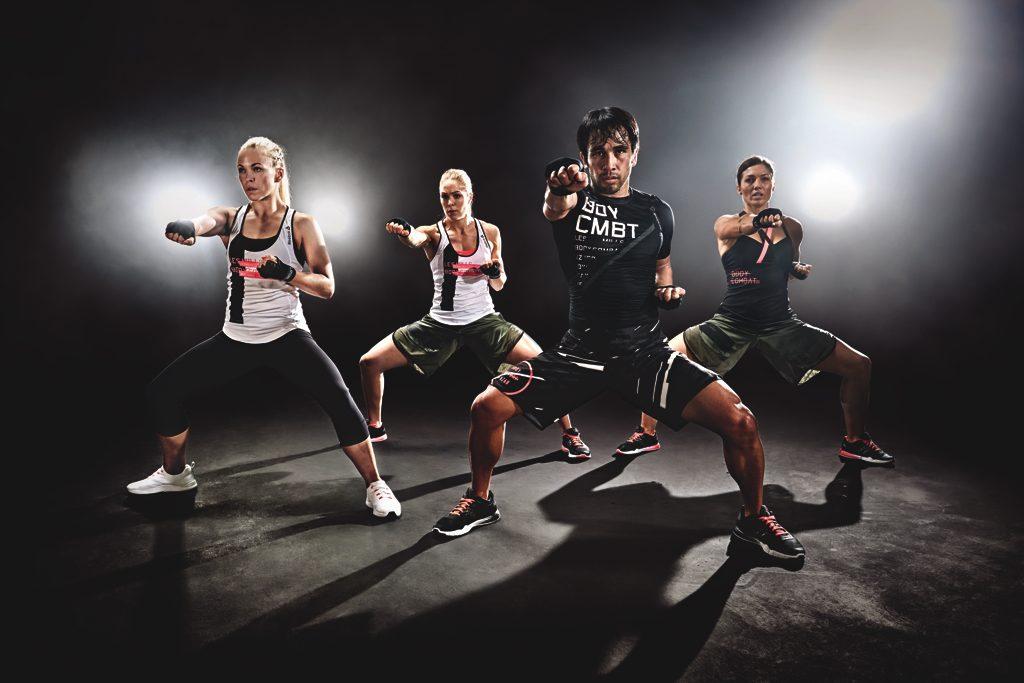 Một buổi tập Body Combat giảm được bao nhiêu calo