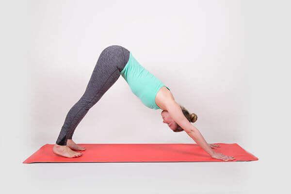 9 động tác Yoga giảm cân