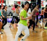 TẬP NHẢY SEXY DANCE GIẢM BÉO SAU SINH