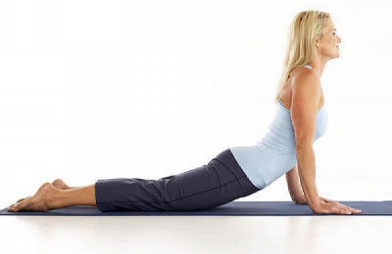 bài tập yoga cho phụ nữ tiền mãn kinh