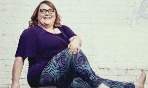 Cảm hứng Yoga dành cho người bị béo phì