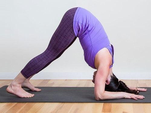 Bài tập Yoga chữa đau đầu và giảm căng thẳng không được bỏ qua