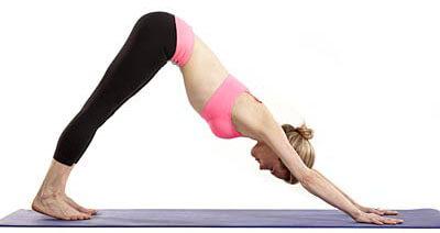 Bài tập yoga giảm đau nhức cho tuổi trung niên