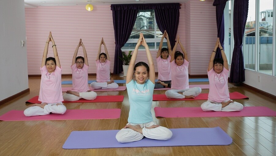 Nghề giáo viên Yoga và những cơ hội không thể bỏ qua