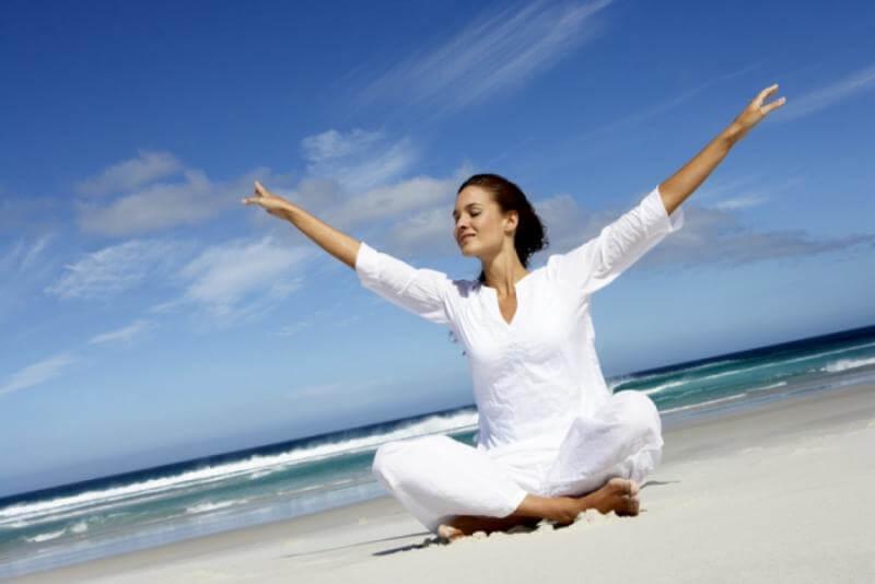Yoga và những mẹo hay giúp hạ hỏa cho phụ nữ tiền mãn kinh