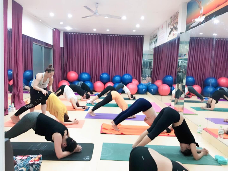 Khóa HLV Yoga K38 – cách để tự tạo dựng thương hiệu cho bản thân