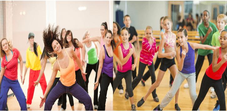 nhảy zumba và những lợi ích tuyệt vời mà bạn không ngờ tới