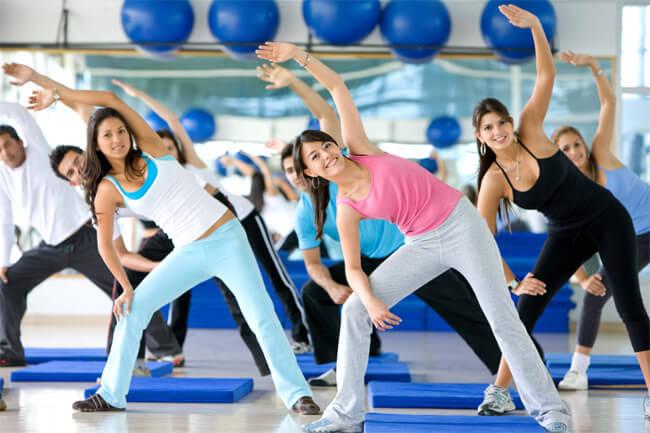 Tập luyện aerobic đúng cách
