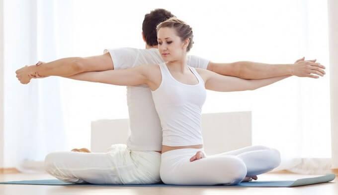 Lợi ích cùng sự liên quan giữa Yoga và tình dục