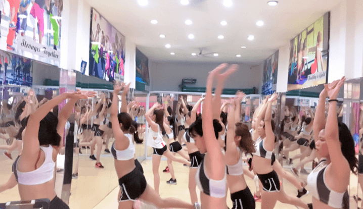HLV aerobic