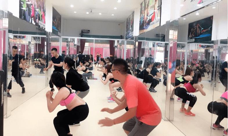 HLV thể dục thẩm mỹ