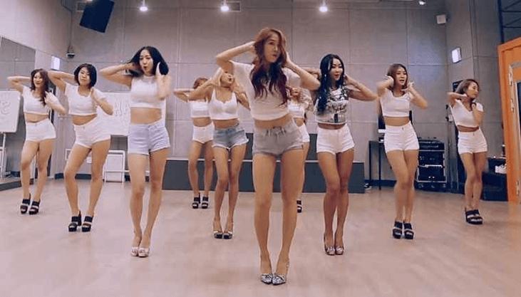 HLV sexy dance Duyên Dáng Việt