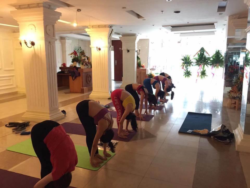tập gym hay aerobic để giảm cân, eo thon và có sức khỏe tốt nhất