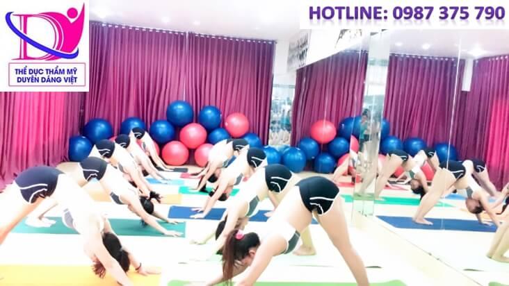 khóa học hlv yoga k39 với nhiều ưu đãi hấp dẫn khai giảng ngày 24/11
