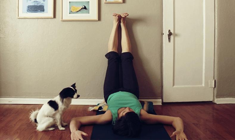 5 động tác yoga chữa mất ngủ