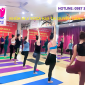 Cách tránh mất nước khi học yoga