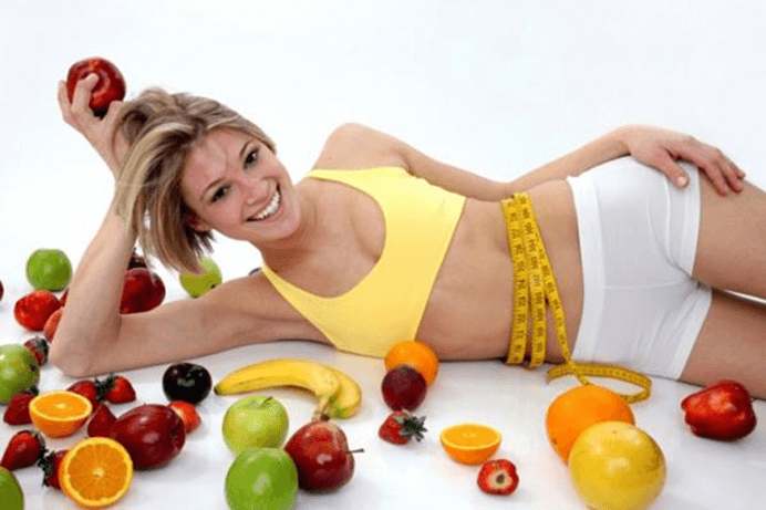 chế độ ăn uống hợp lý giúp đẩy lùi những bệnh nguy hiểm do lười vận động gây ra
