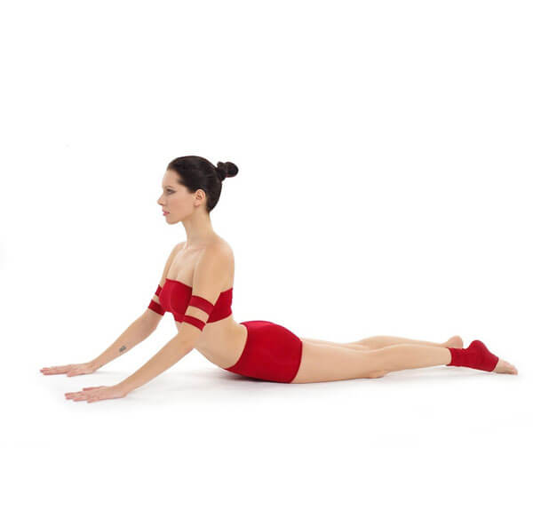 yoga cho vòng ngực